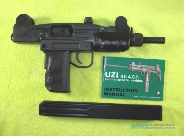Vector Arms Uzi Carbine Year Of Clean Water