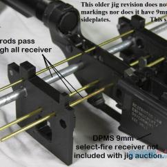 M16 Upper Receiver Assembly Diagram Curtis Snow Plow Wiring Ar-15 / M-16 80% Completion Jig, Ar 15, Ar15, M... For Sale