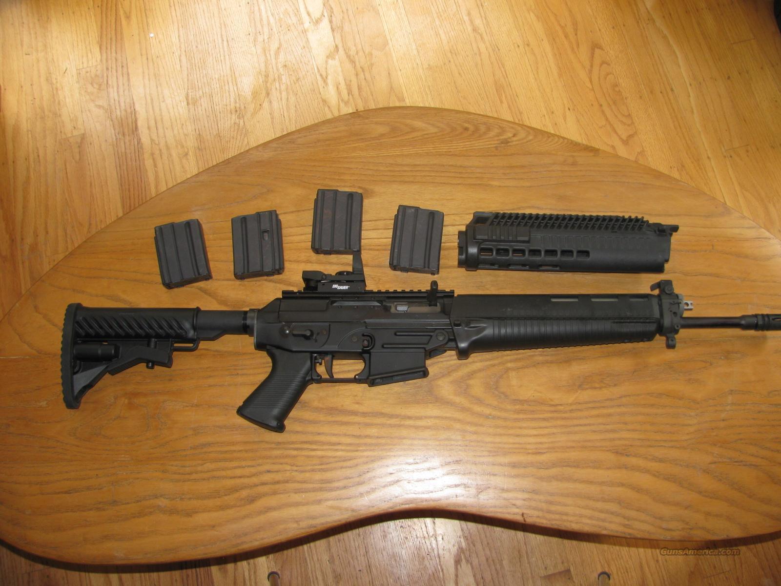 Sig Arms 556 Assualt Carbine California Legal For Sale