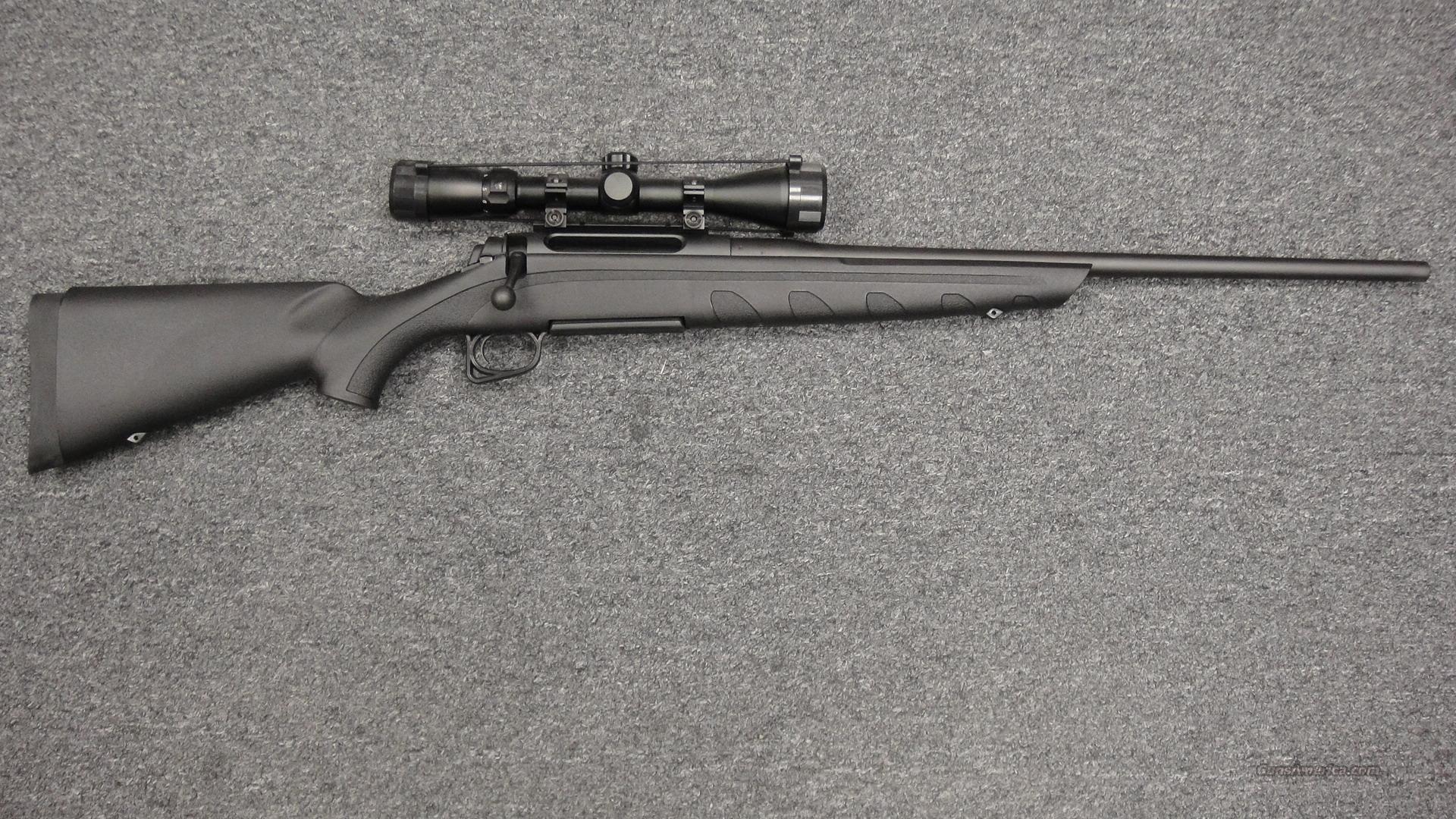 Remington 770 w/3-9x40 scope for sale