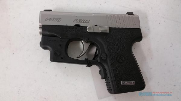 Kahr Night Sights - Year of Clean Water