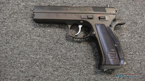 Cz 97b New Grips Black - Year of Clean Water
