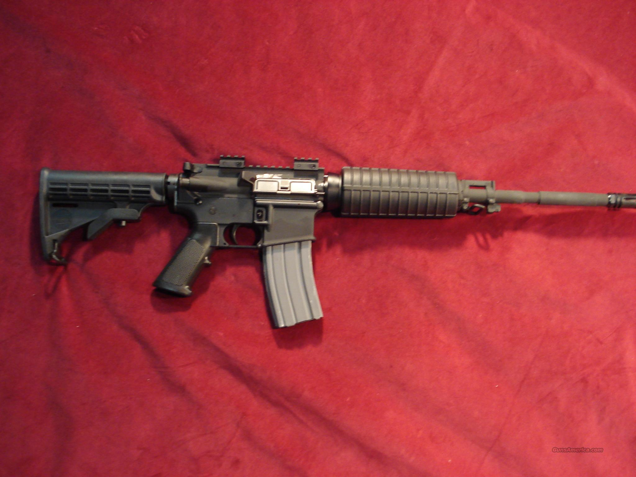 BUSHMASTER M4 O.R.C. ( OPTIC READY CARBINE) NEW... for sale
