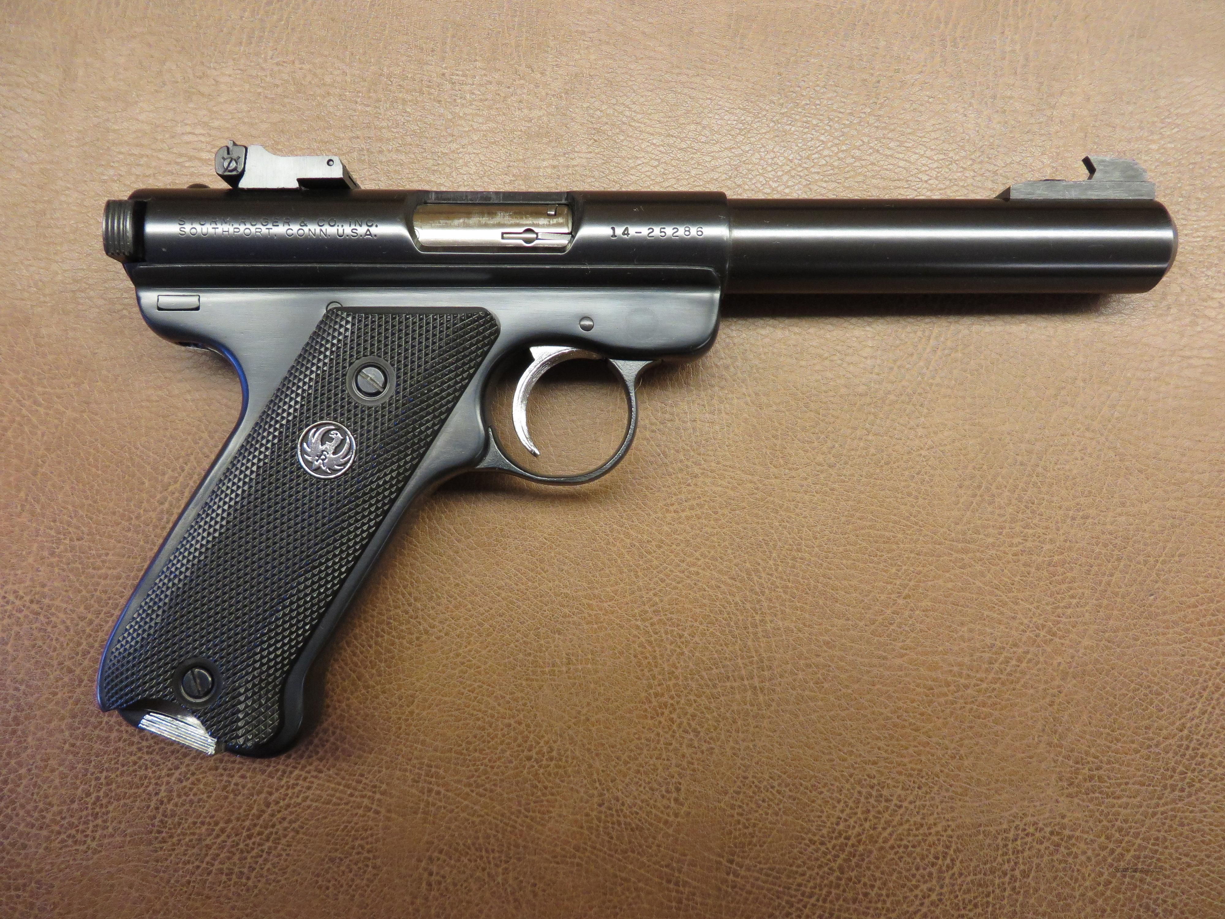 14 22 Long Serial Numbers Pistol Rifle Cal Automatic 88896 Ruger