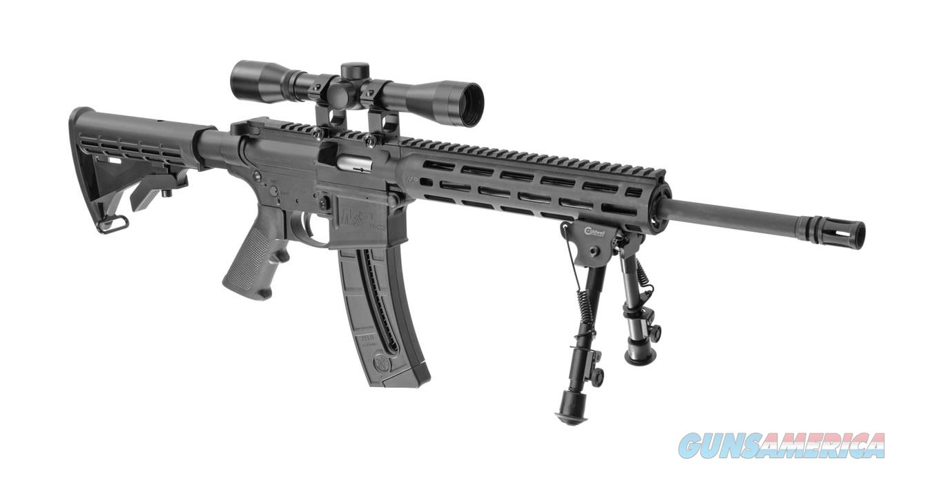 Smith & Wesson M&P15-22 OR .22 LR with Bipod an... for sale