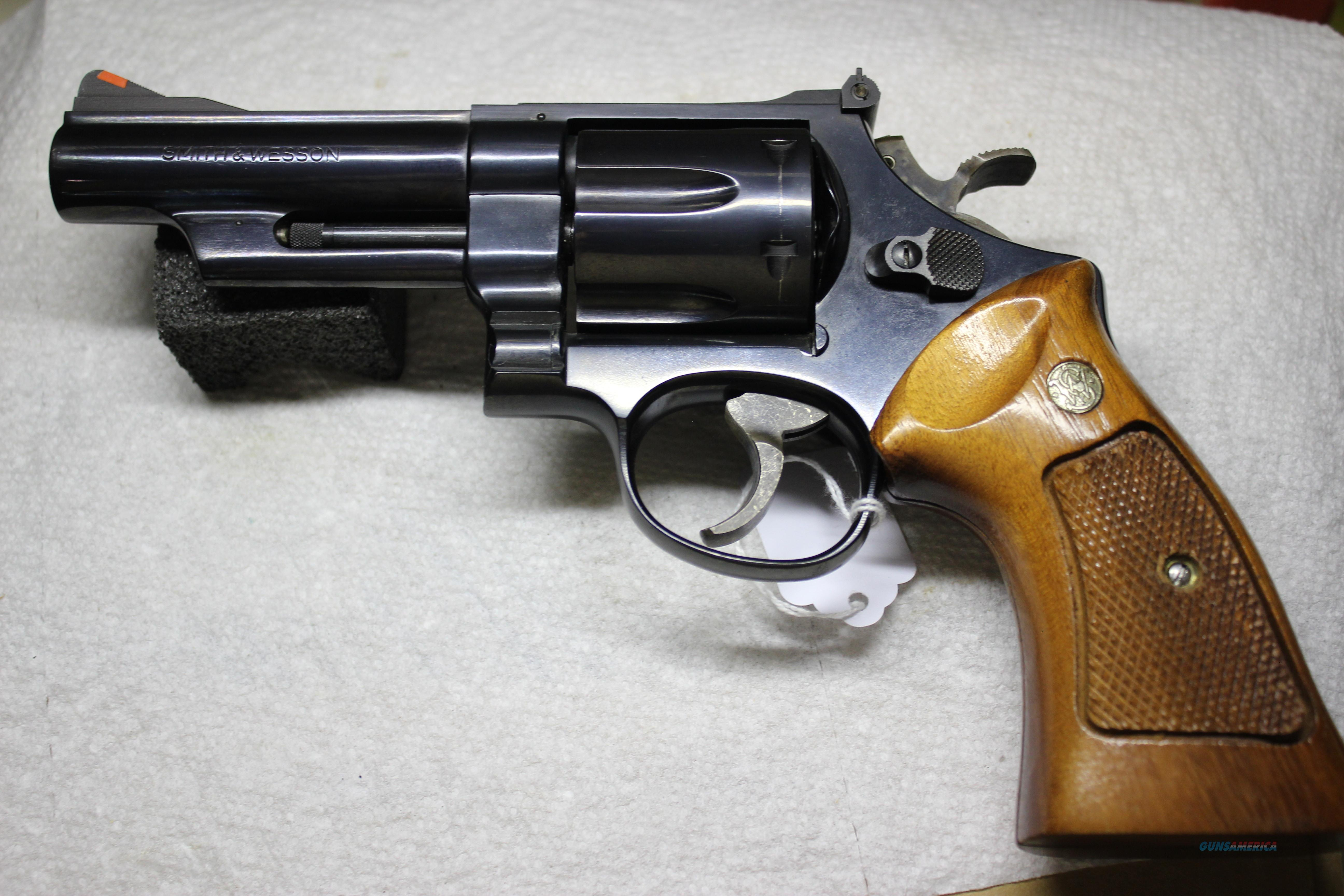 SMITH & WESSON 29-2 for sale