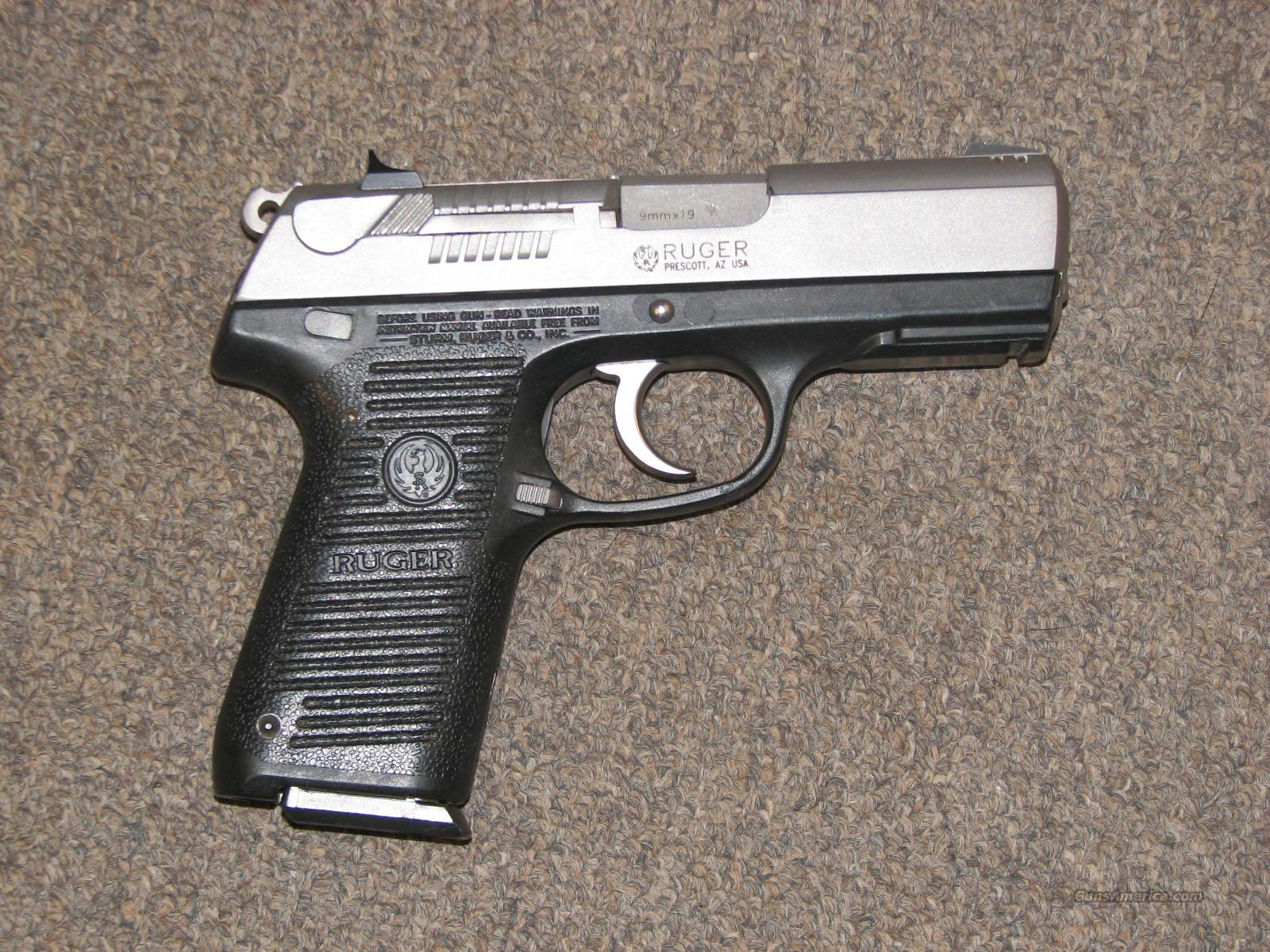 Ruger P95 Stainless 9mm
