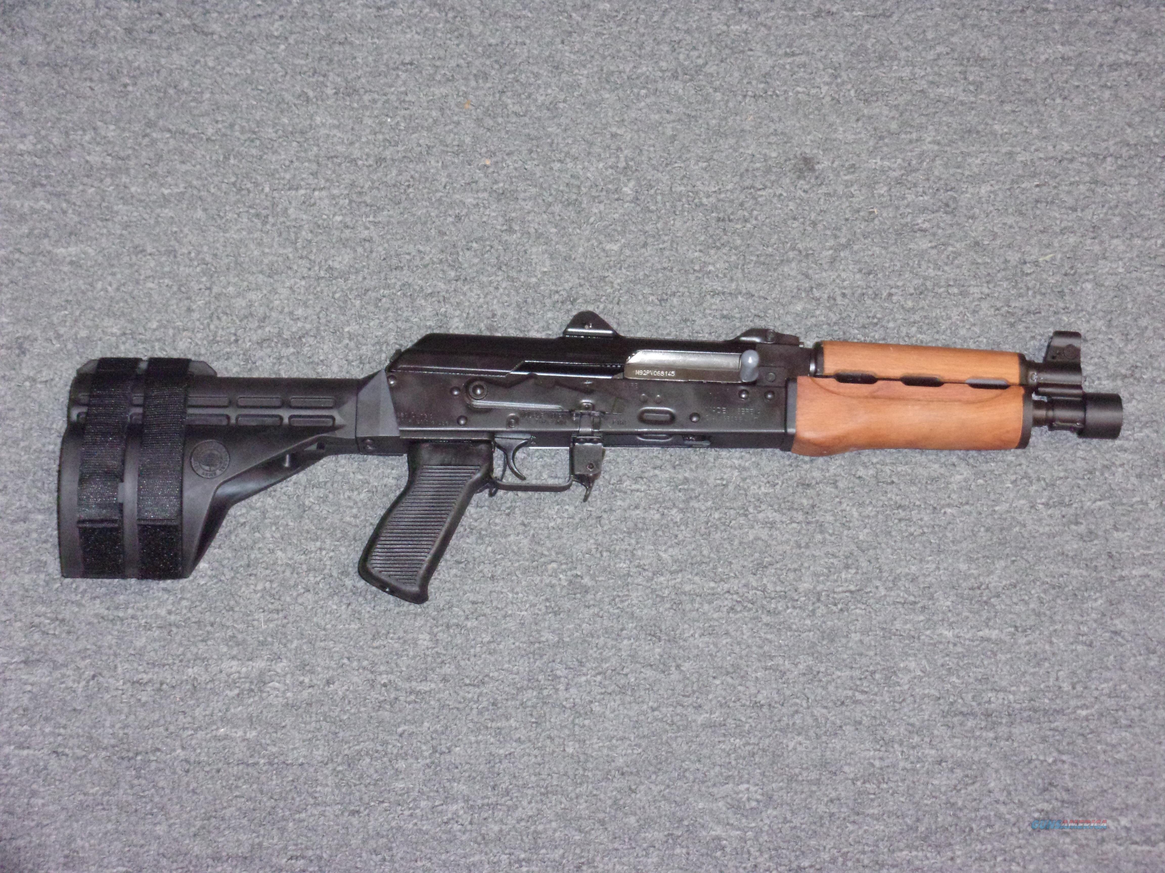 Century Arms / Zastava PAP M92PV 7.62x39 for sale