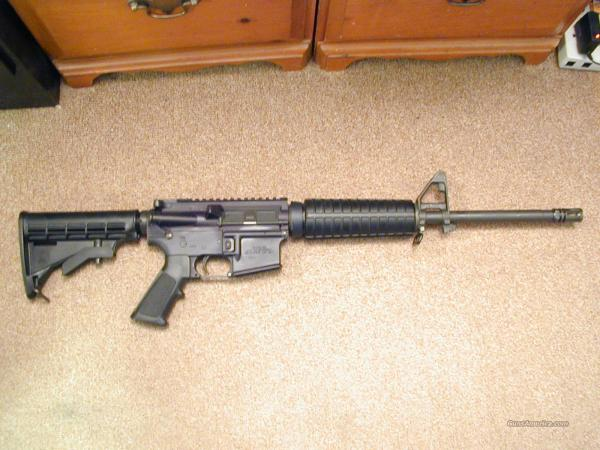 """Model Xm-15-e2s 16"""" Bbl. .223 Collapsible Stock"""