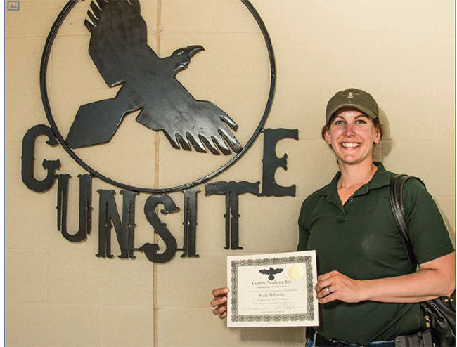 Gunsite-Certificate