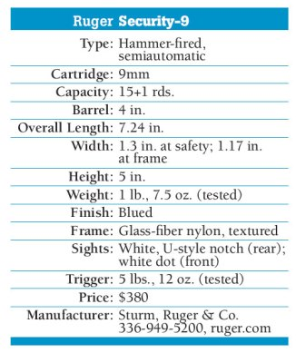 Ruger_Security-9_Specs