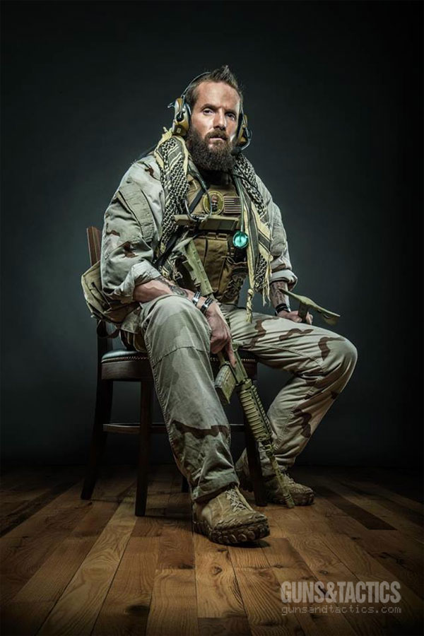 The Growth Of The Tactical Beard