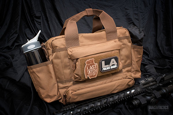 LA Police Gear Mini Bailout Bag