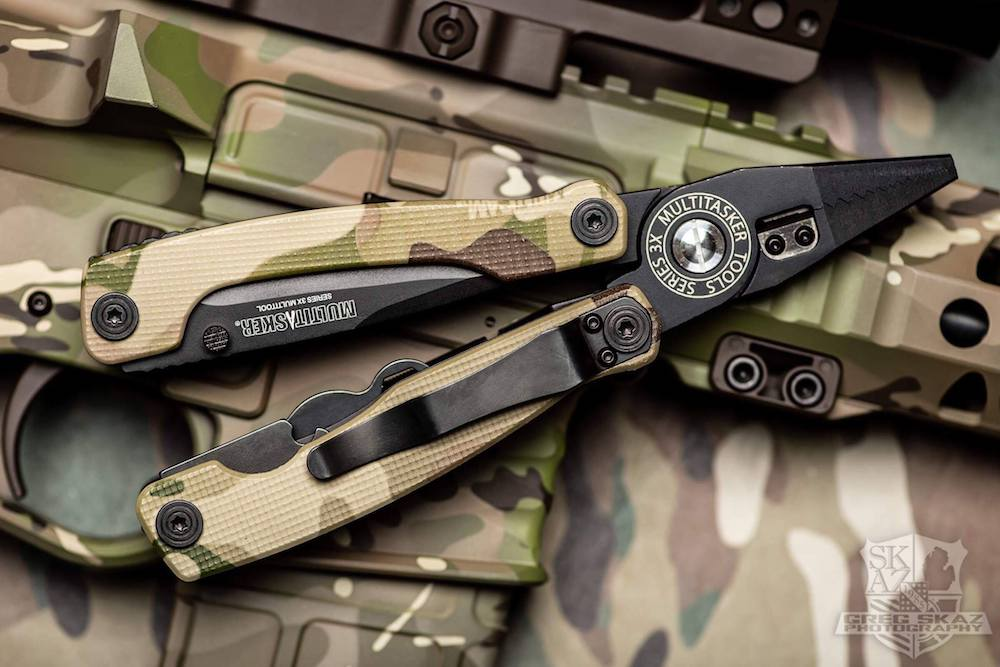 Multitasker tools series3x multicam