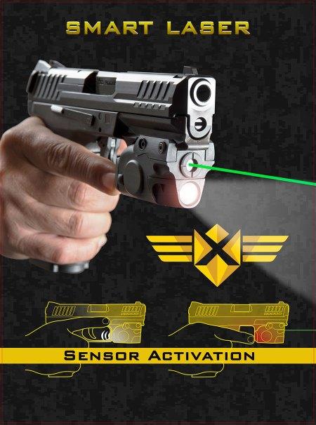 XTech Smart laser