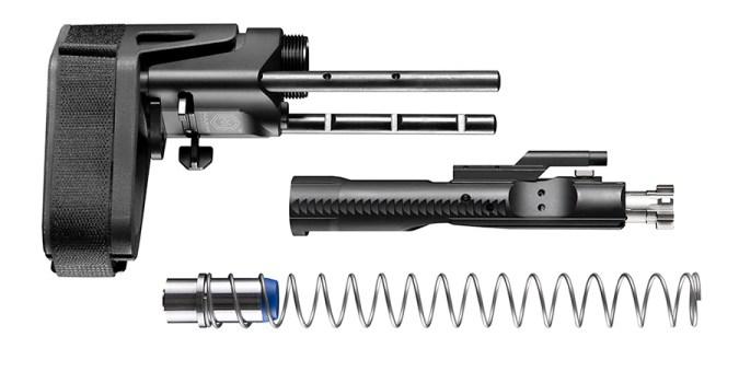 Maxim Defense SCW Pistol Brace