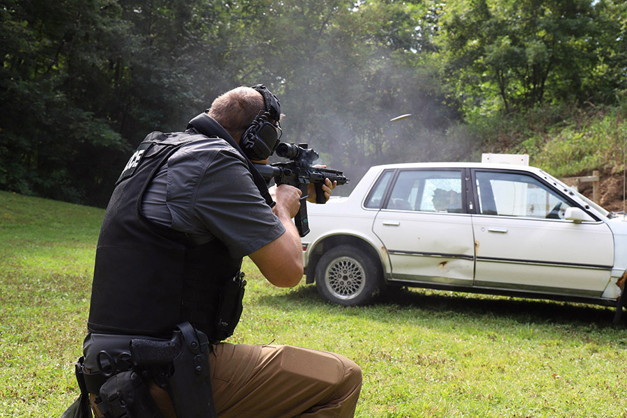 88 Tactical's High Threat Vehicle Engagement course 11