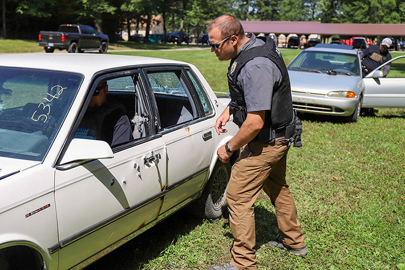 88 Tactical's High Threat Vehicle Engagement course 14