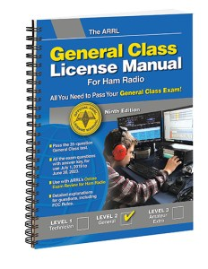 The-ARRL-General-Class-License-Manual