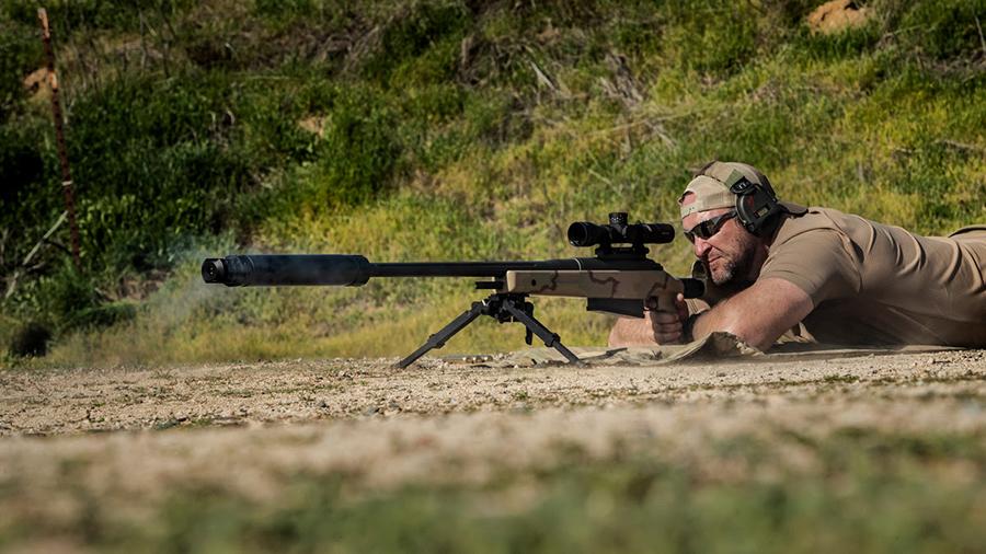 Surefire-SOCOM SPS Shooter