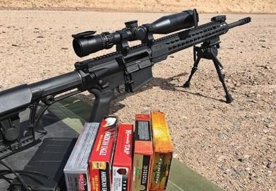 AR 10 Rifle