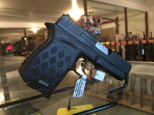 "Diamondback DB9 Micro-Compact DAO 9mm 3"" 6+1 Poly Grip/Frame Black"