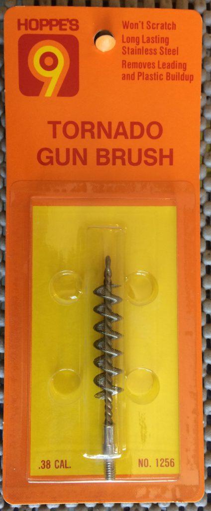 Hoppes Tornado Gun Brush 38 9mm 1256