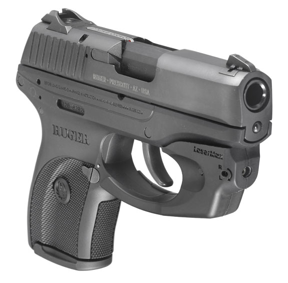Ruger LC9 Lasermax CenterFire
