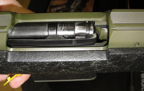 CZ 550 Counter Sniper Rifle