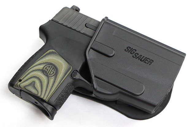 SIG P290 holster