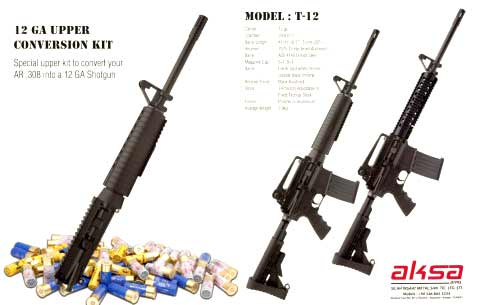 AKSA Arms T-12