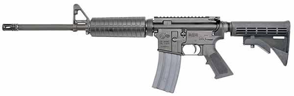 Colt Expanse M4 shot
