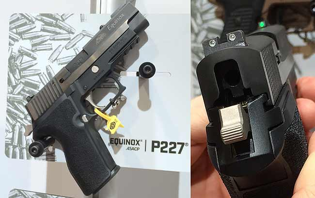 SIG P227 Equinox