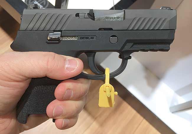 SIG P320 Subcompact 9mm