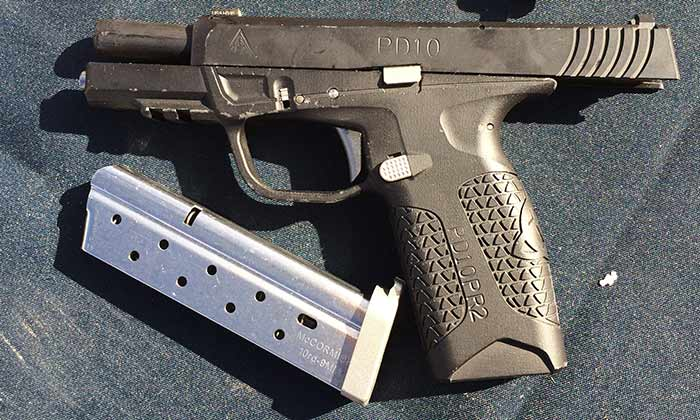 Avidity Arms PD10 prototype