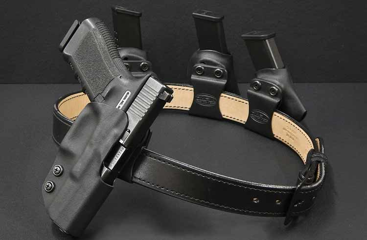 Glock competition holster