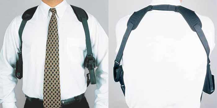 nylon shoulder holster