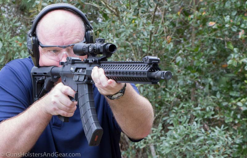 CMMG Mk47 Mutant rifle review