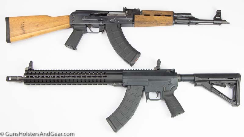 Mk47 vs AK47