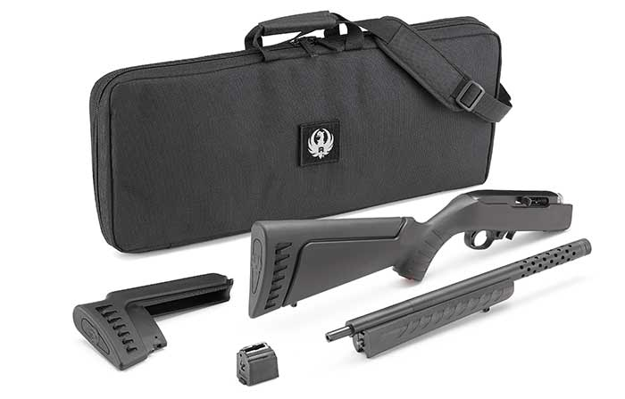 Ruger 10-22 included accessories
