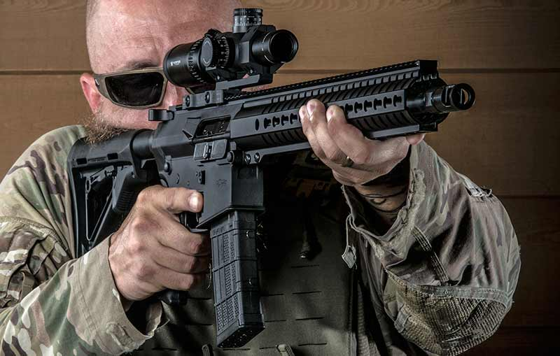 CMMG MkW Anvil 458 SOCOM Rifle