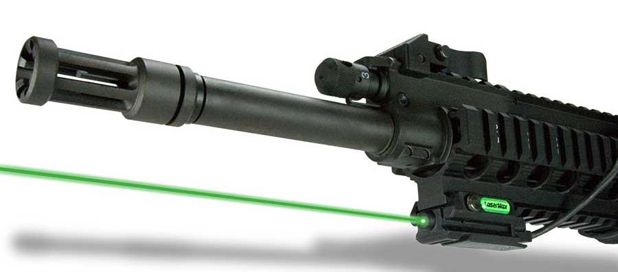 LaserMax UniMax green laser