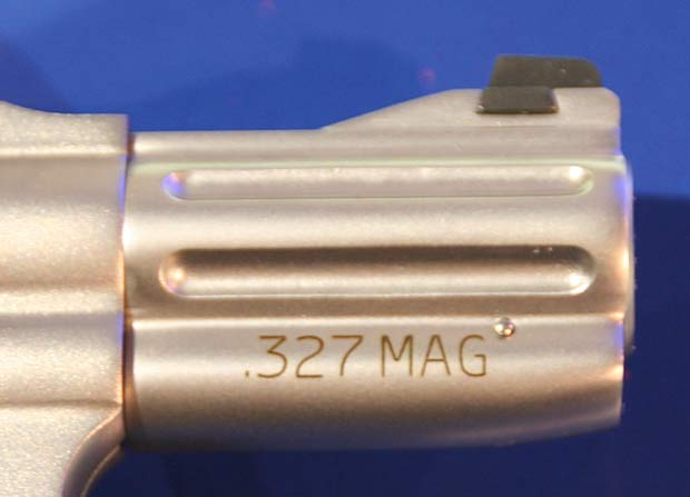 Smith Wesson 327 magnum
