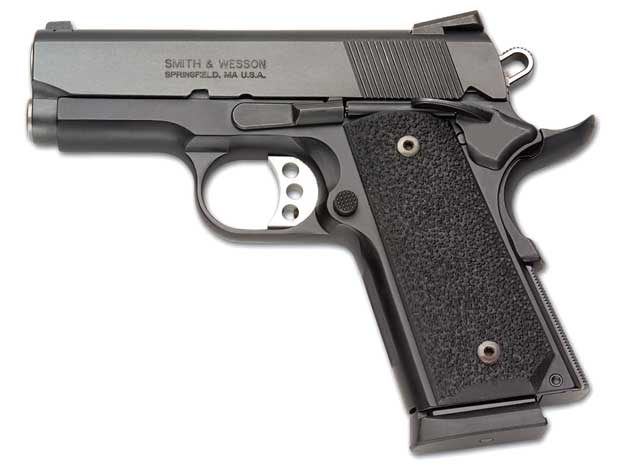 Smith Wesson SW1911 subcompact