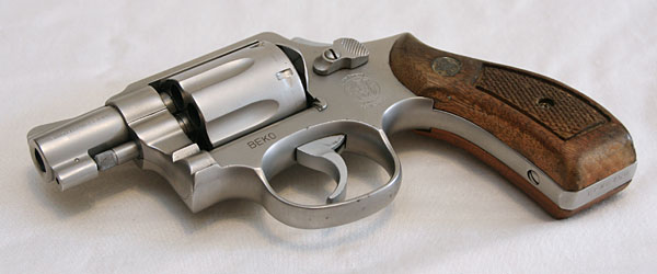 Smith & Wesson 64 NYPD
