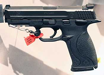 smith & wesson m&p thumb safety
