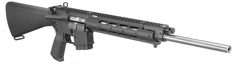 Ruger SR-556 review