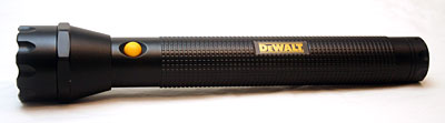 DeWalt 3D LED Flashlight