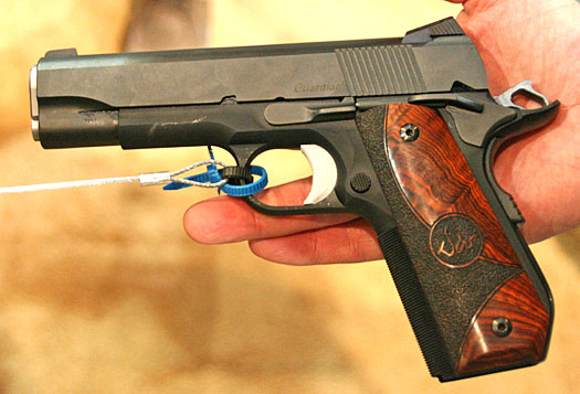 Dan Wesson Guardian in .38 Super