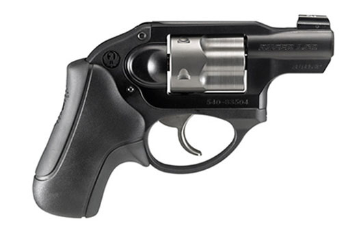 Ruger LCR with Boot Grips